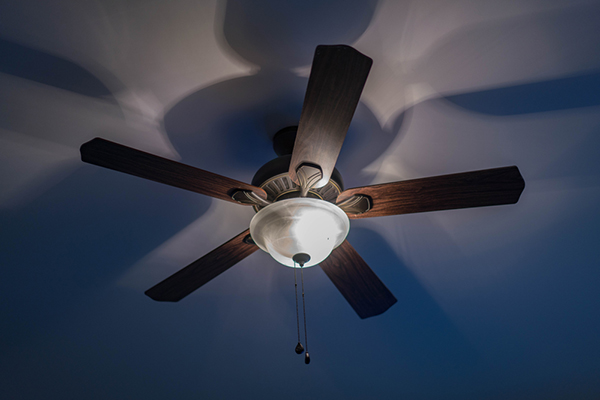 ceiling fan home warranty