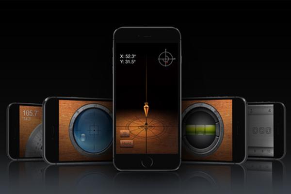 iHandy Carpenter app for iPhone