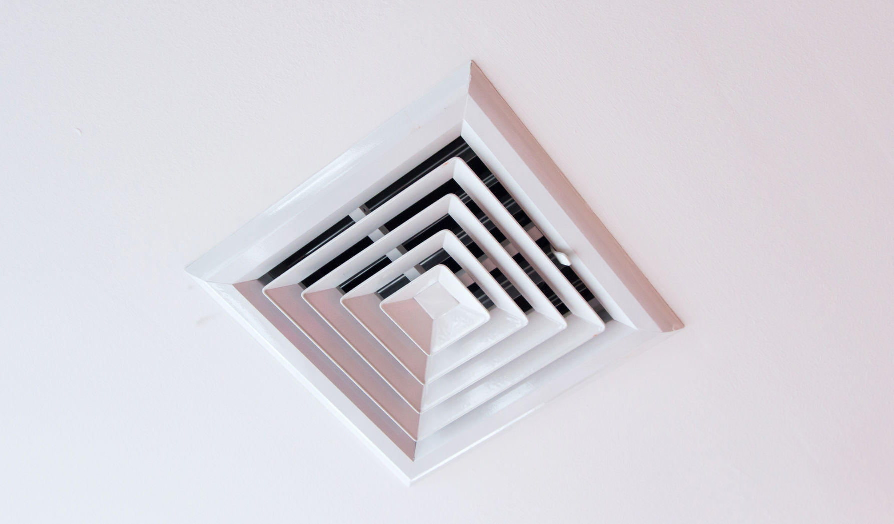 air ducts sweating