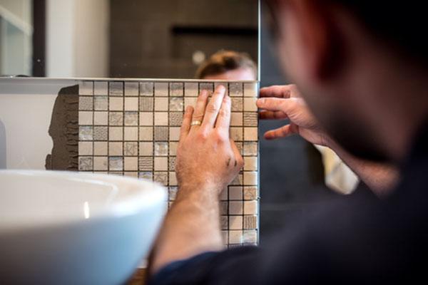 Mosaic tile renovations
