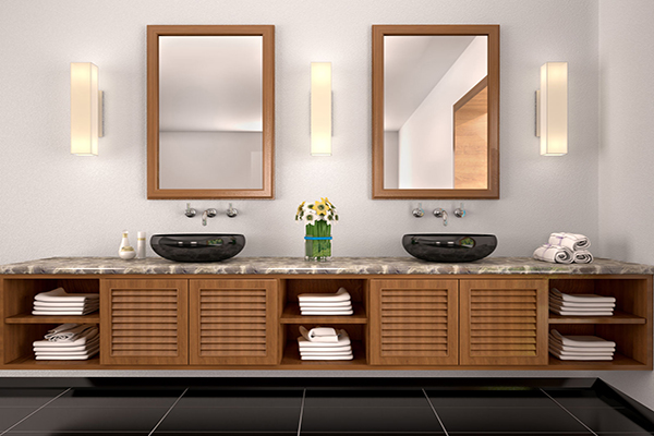 Home improvements for bathroom