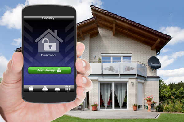 Best home security apps AHS