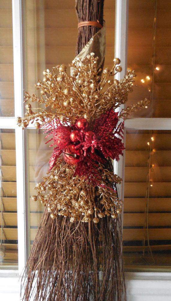 Cinnamon broom