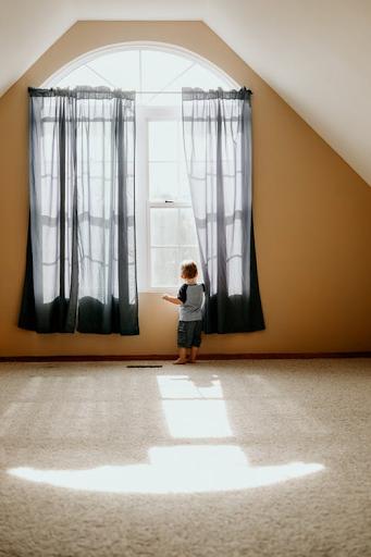 Clean floors for children