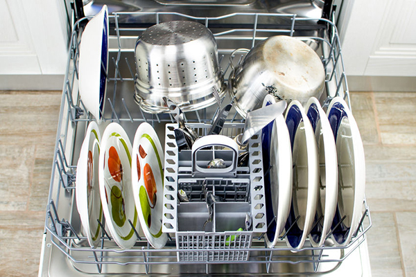 How Much Water Does A Dishwasher Use Ahs Home Matters Blog