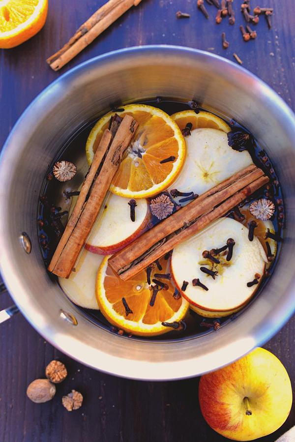 Fall stove top potpourri