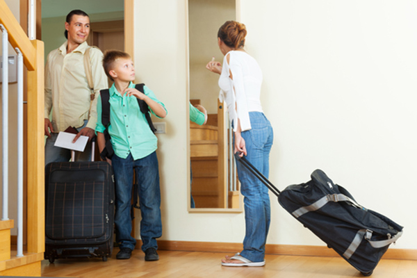 Vacant home checklist
