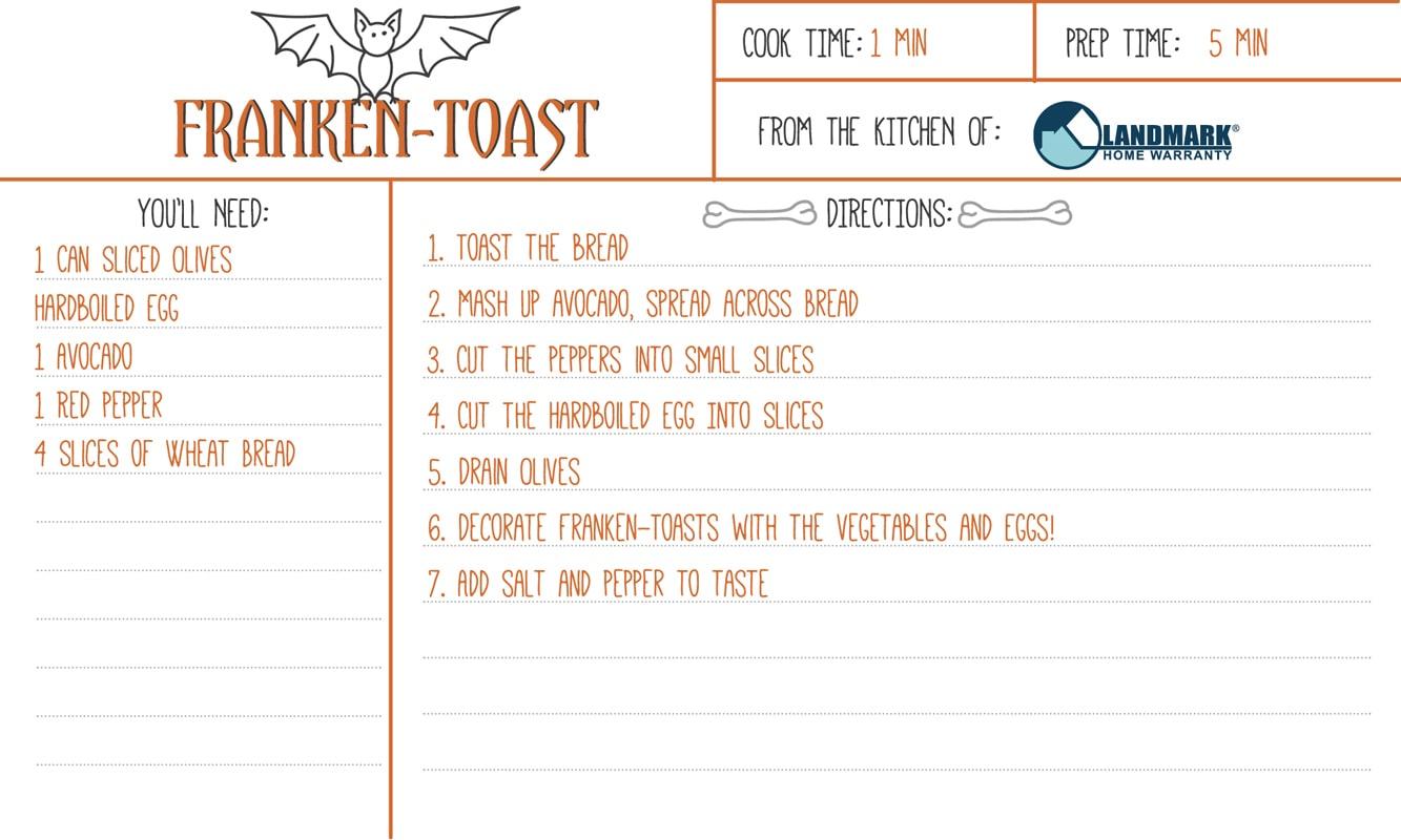 Franken Toast Recipe