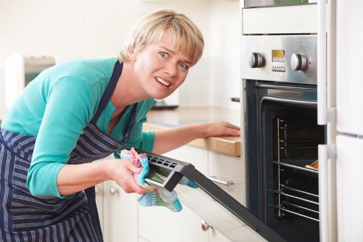 Oven won't heat