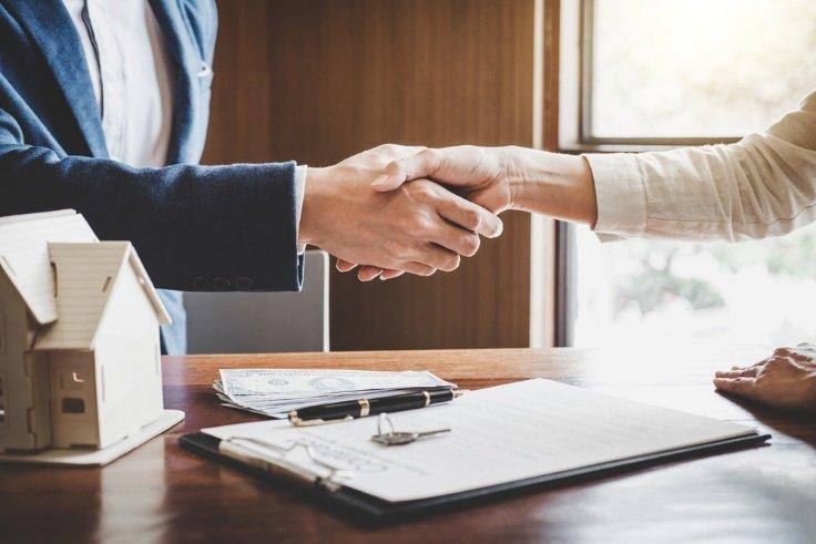 Home insurance agreement