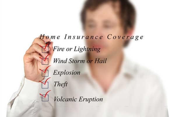 homeowner insurance vs home warranty