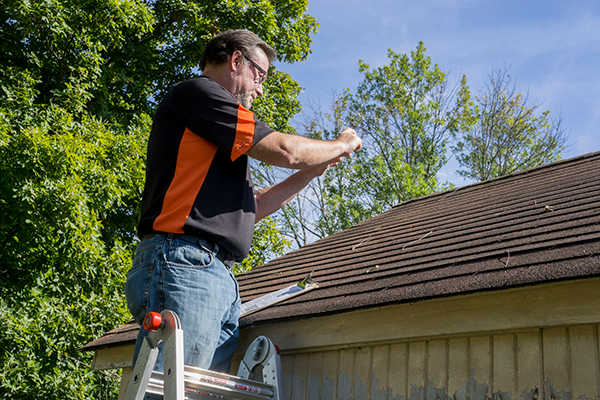 Diy How To Repair A Leaking Roof Home Matters Ahs