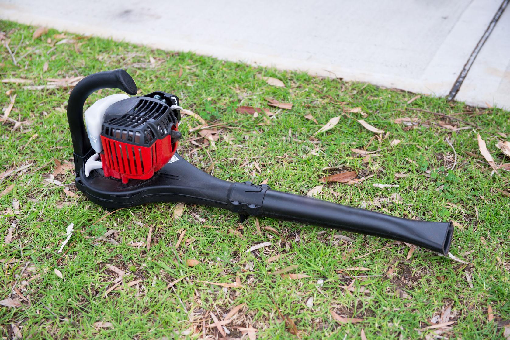 leafblower tools garden