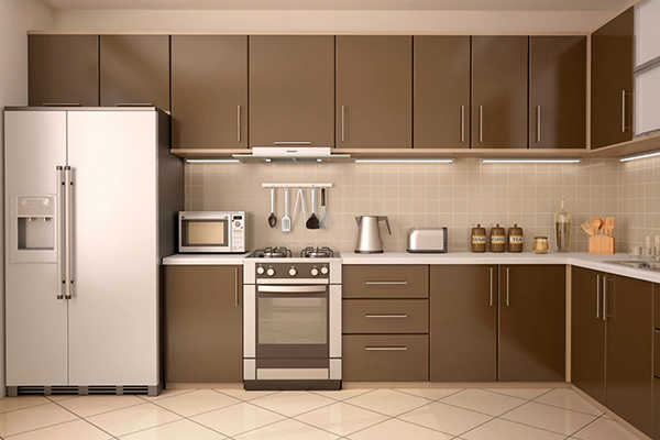 Modern kitchen upgrades