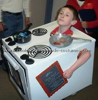 Whats Cooking costume