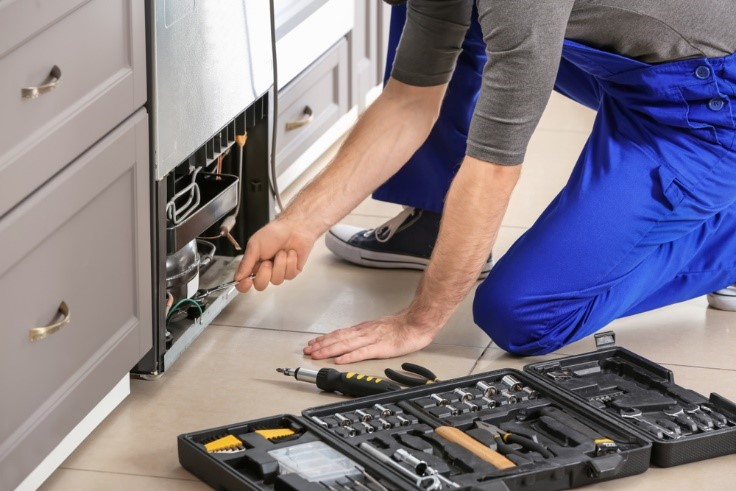 Oven maintenance costs