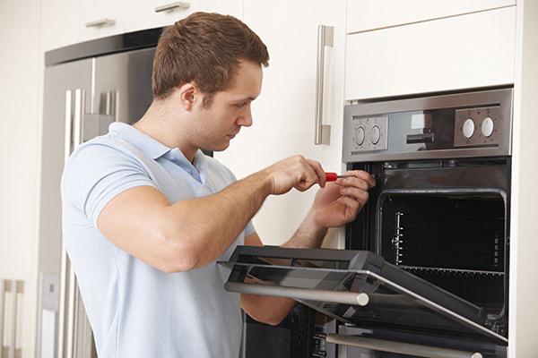 Repair oven problems