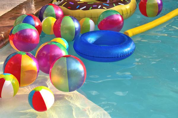 Pool organization tips