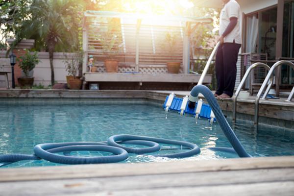 Pool sweep maintenance