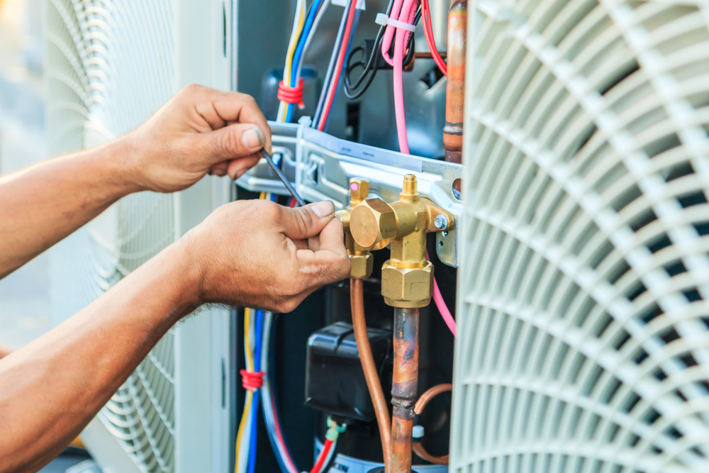 Recharging your AC