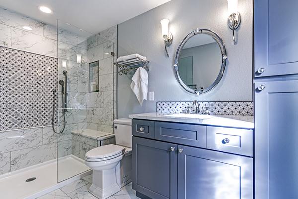 Bathroom remodel home value