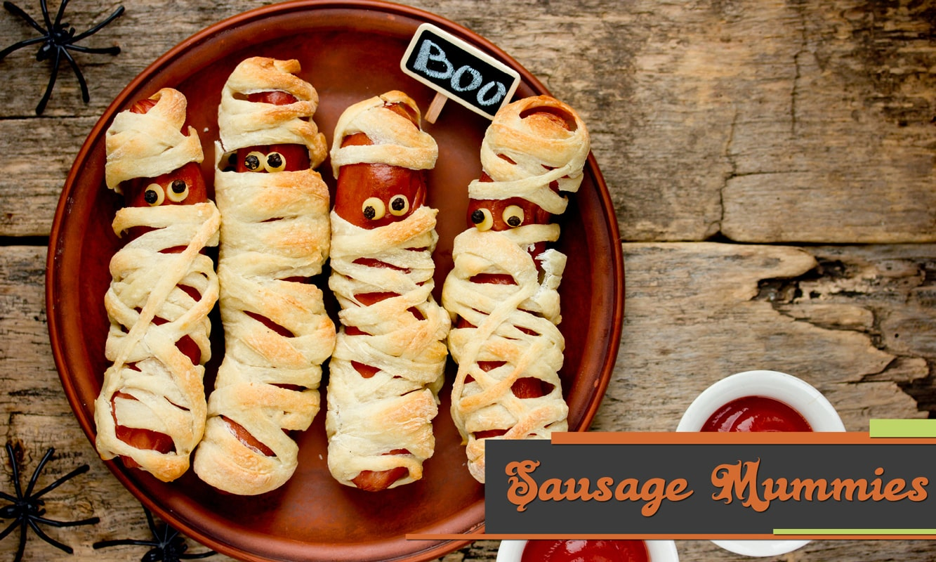 Sausage mummy