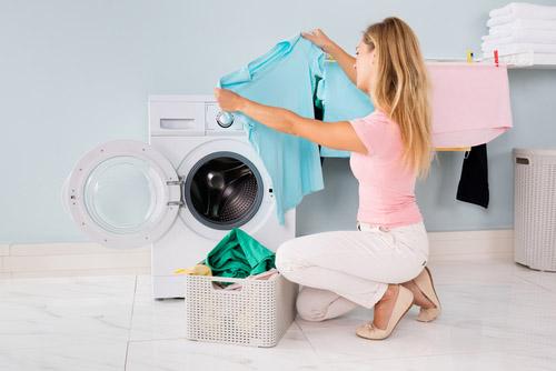 Prevent shrunken clothes