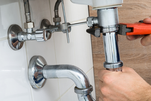 how to change sink faucet