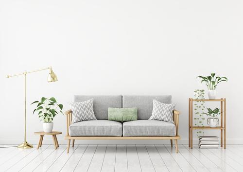 metallic decor ideas