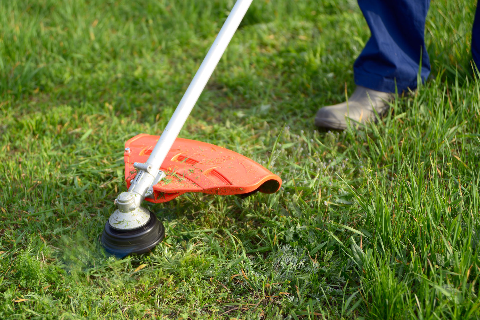 spring trimmer tools