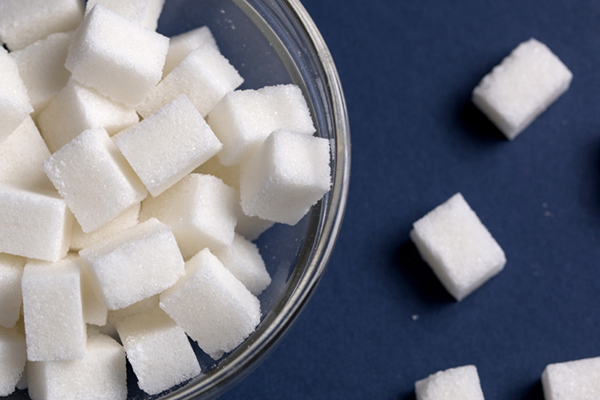 Sugar ice melts