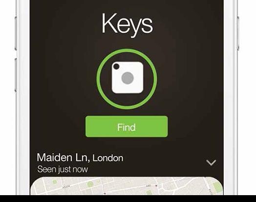 Key finder gift