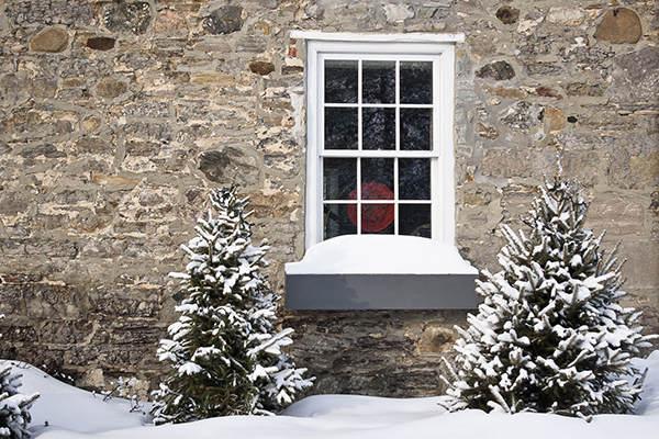 Winter window insulation