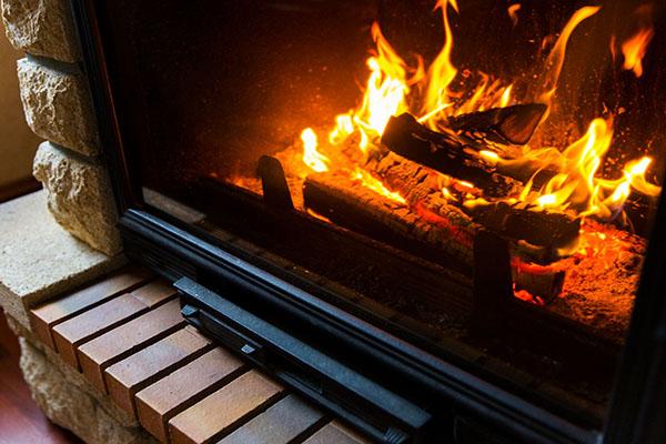 Fireplace preparedness