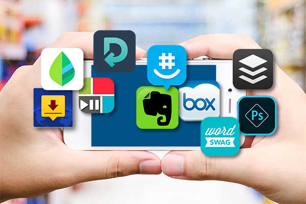 Apps to help real estate professionals
