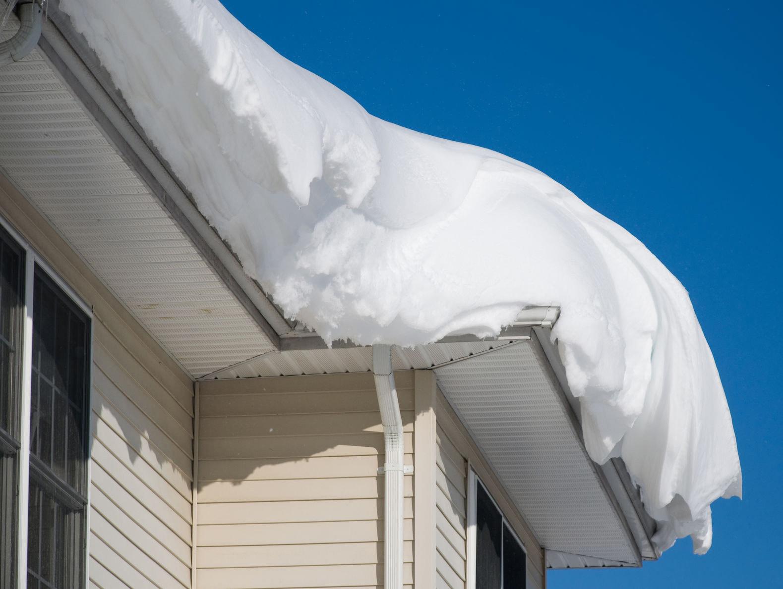 Prevent snow damage
