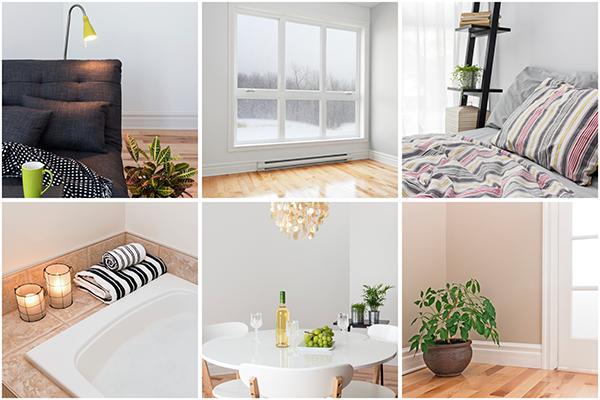 Six Home Improvement Idea Snapshots