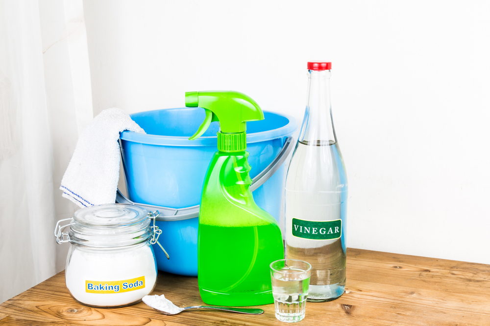 Organic Cleaning Supplies