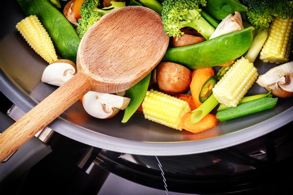 Eating Healthy - Health Food