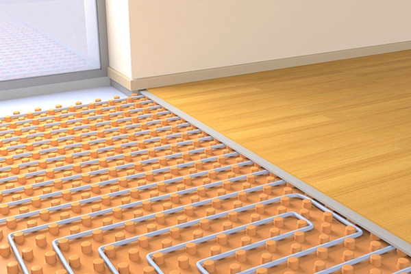 In Floor Heating Is It Worth, Radiant Heat Under Laminate Flooring
