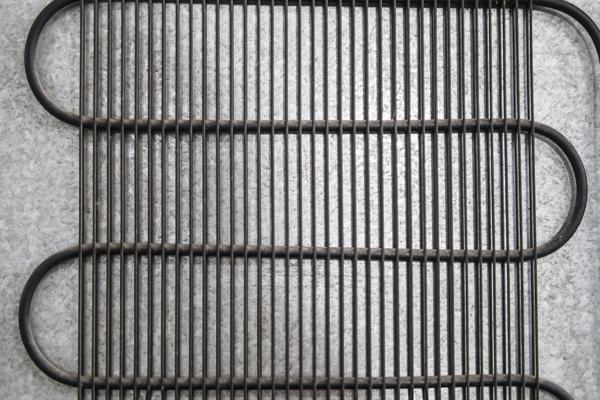Refrigerator coils
