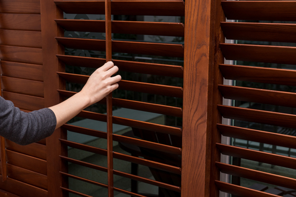 Close the Shutters - Home Security