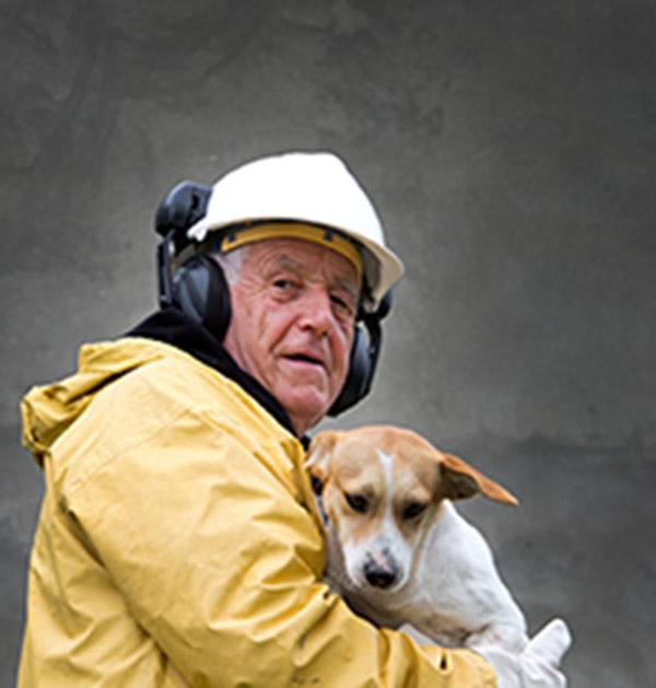 Pet evacuation
