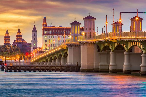 St. Augustine Florida Vacation