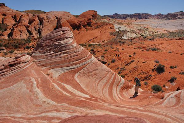 Valley of Fire vacation
