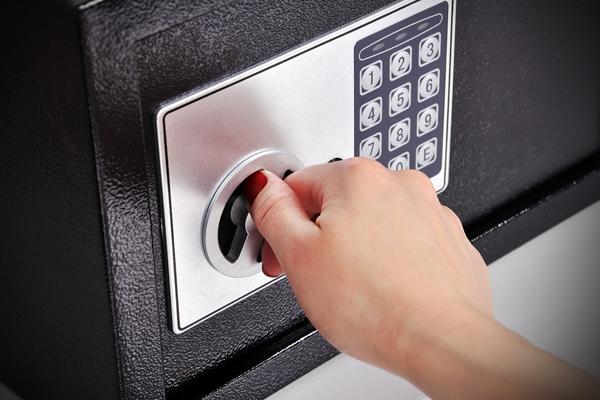 Home Security- Vault
